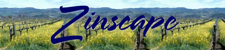 Zinscape Wine Country Rental